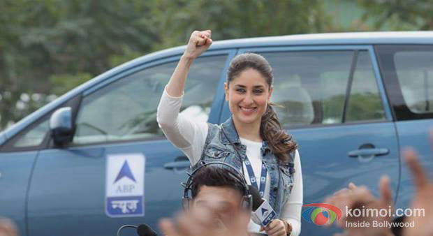 Kareena Kapoor in Satyagraha Movie Stills