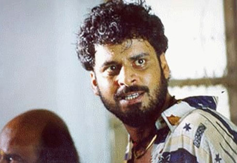 Manoj Bajpai in Satya Movie Stills