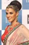 Neha Dhupia at International Jewellery Week (IIJW) 2013