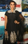 Neha Dhupia at the kick start of British Columbia tourism campaign