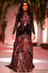 Neha Dhupia walks the ramp at Aamby Valley India Bridal Fashion Week (AVIBFW) 2013