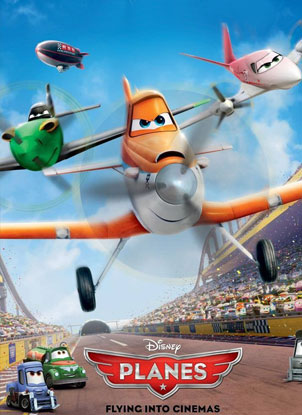 Planes Movie Review (Planes Movie Poster)