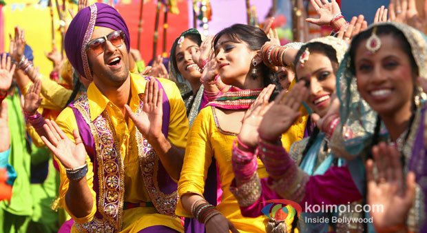 Ranbir Kapoor in Besharam Music Review