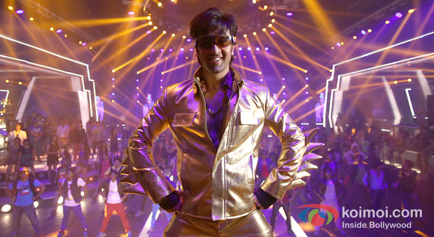 Ranbir Kapoor In Besharam Movie Stills