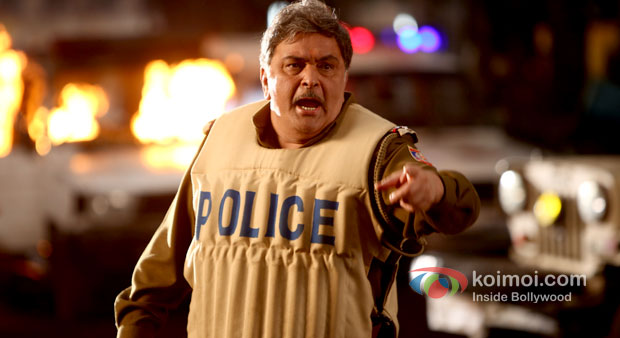 Rishi Kapoor in Besharam Movie Stills