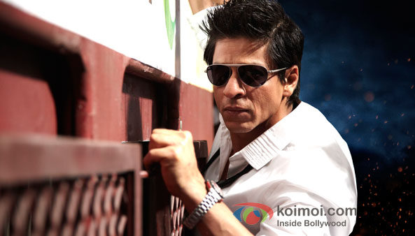 Shah Rukh Khan in Ra.One Movie Stills