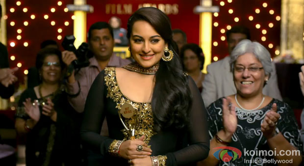 Sonakshi Sinha in Once Upon A Time In Mumbaai Dobaara! Movie Stills