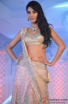 Sonal Chauhan walks the ramp for designer Neeta Lulla's Shehnai Collection