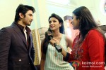 Sushant Singh Rajput And Parineeti Chopra on UTV Stars' Breakfast to Dinner Pic 1