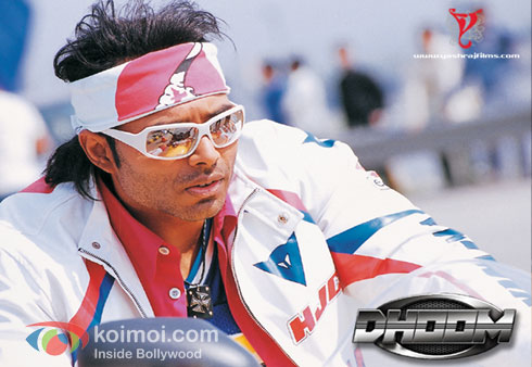 Uday Chopra in Dhoom Movie Stills