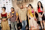 Urvashi Rautela, Anil Sharma, Sunny Deol, Amrita Rao, Anjali Abrol, launch First look of 'Singh Saab The Great'