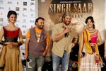 Urvashi Rautela, Anil Sharma, Sunny Deol And Amrita Rao launch First look of 'Singh Saab The Great'
