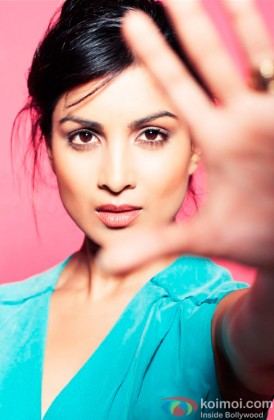 A Beautiful Pallavi Sharda Looks On