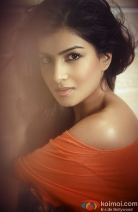 A Confident Pallavi Sharda Strikes A Pose