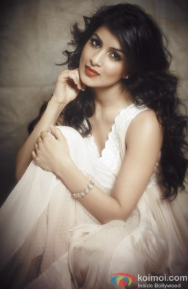 A Pretty Looking Pallavi Sharda Poses For The Camera