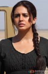 A Serious Huma Qureshi Looks On