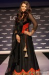Aishwarya Rai walks the ramp at 'Oldest Longines Watch in India contest'