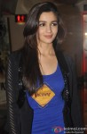 Alia Bhatt during the first look launch of film 'Highway'