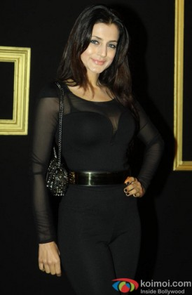 Ameesha Patel during the Deepika Padukone's Success Bash