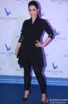 Amrita Puri Strikes A Pose Dressed In Black