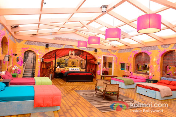 Bedroom Area – Bigg Boss Season Saath 7