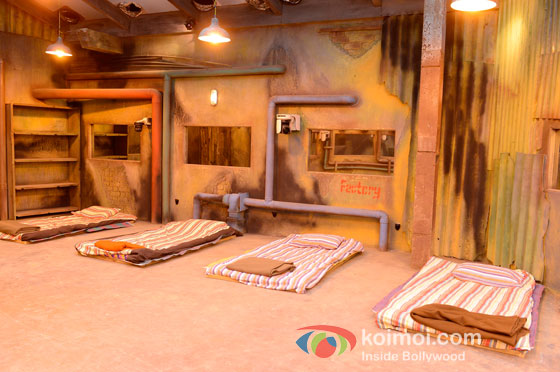 Bedroom Area Hell – Bigg Boss Season Saath 7