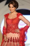 Bipasha Basu Scorches The Ramp In Red