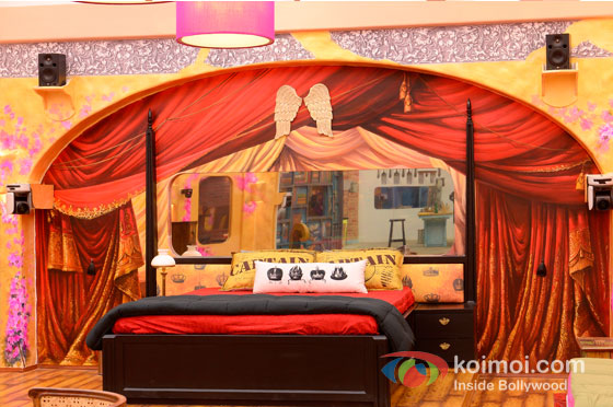 Captain's Bed – Bigg Boss Season Saath 7