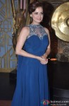 Dia Mirza Looking Beautiful In A Blue