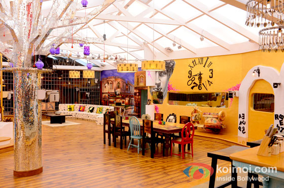 Dinning area – Bigg Boss Season Saath 7
