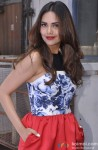 Esha Gupta Snapped Blushing