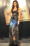 Esha Gupta walks the ramp during Blenders Pride Fashion Tour