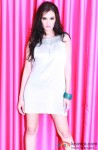 Evelyn Sharma looks beautiful in little white dress