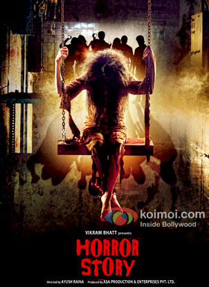 Horror Story Movie Review ( Horror Story Movie Poster)