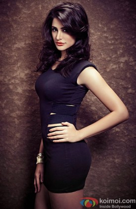 Hottie Nargis Fakhri In A LBD