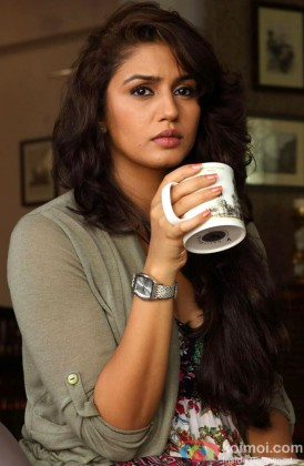 Huma Qureshi In A Deep Thought