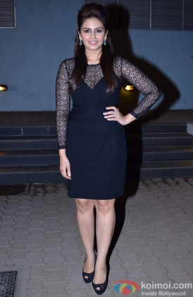 Huma Qureshi at the launch of Celebrity Cricket League (CCL) Season 4