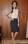 Ileana D'Cruz during the promotion of film Phata Poster Nikhla Hero