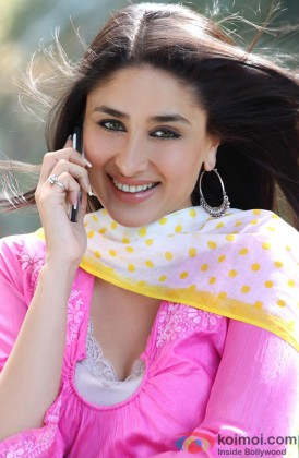 Kareena Kapoor In A Still From Bodyguard