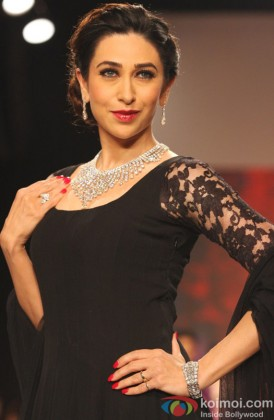 Karisma Kapoor Looks Beautiful At An Event