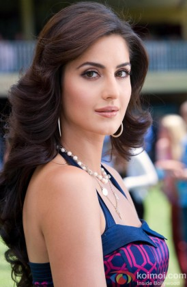 Katrina Kaif Looking Beautiful In Blue