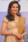 Madhuri Dixit during Sanofi India's diabetes campaign