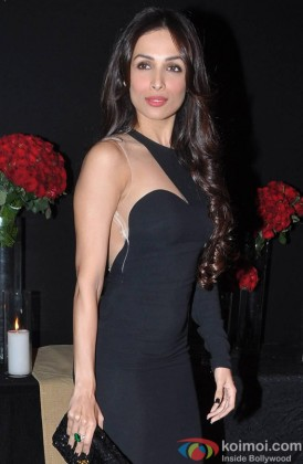Malaika Arora during the Deepika Padukone's Success Bash