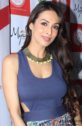 Malaika Arora during the preview collection of The Closet Label