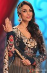 Malaika Arora during the promo shoot of India's Got Talent