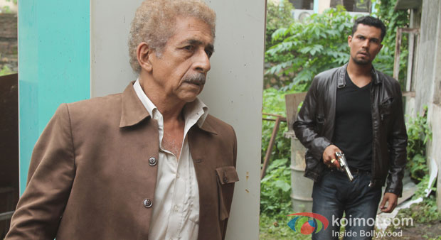 Naseeruddin Shah And Randeep Hooda in John Day Movie Review