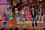 Navjot Singh Sidhu, Ileana D'Cruz, Shahid Kapoor And Kapil Sharma promote Phata Poster Nikhla Hero on 'Comedy Nights With Kapil'