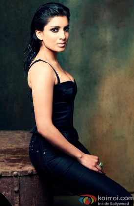 Pallavi Sharda Sizzles In A Photo Shoot