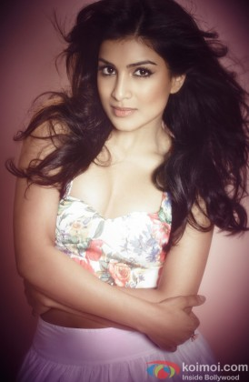 Pallavi Sharda Strikes A Pose For Camera