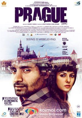 Prague Movie Review (Prague Movie Poster)